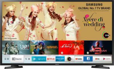Samsung Series 4 80cm (32 inch) HD Ready LED Smart TV  (UA32N4305ARXXL)