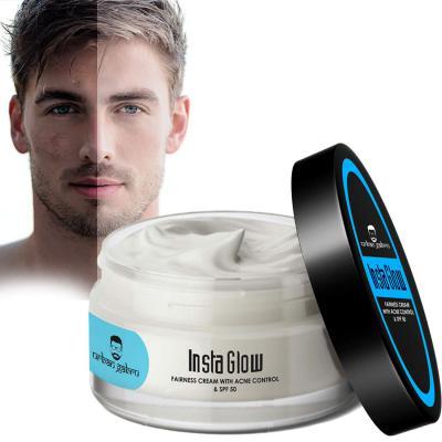 UrbanGabru Insta Glow Fairness Cream with Anti pimple and SPF 50