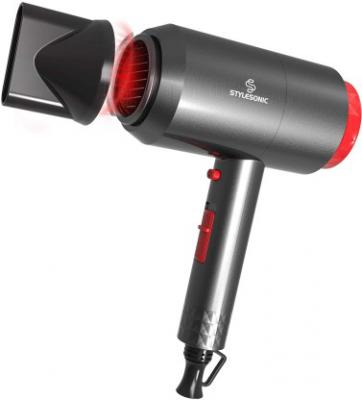 [Pre-book] Stylesonic (USA) Portable Professional Electric Styling Dryer For Men and Women Hair Dryer  (2000 W, Grey)