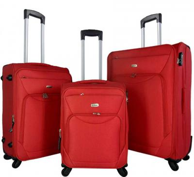 Suitcases and Trolley at minimum 70% off