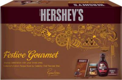 Hershey's Chocolate and Syrup Gift Box Combo (420 g)