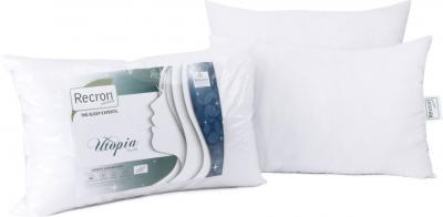 Recron Certified Utopia Microfibre Solid Sleeping Pillow Pack of 2