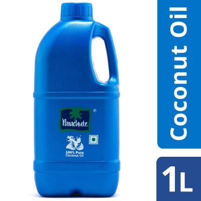 Parachute Coconut Oil, 1 litre Pet Jar
