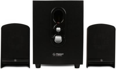 Flipkart SmartBuy RS-40ai 14 W Portable Laptop/Desktop Speaker (Black, 2.1 Channel)
