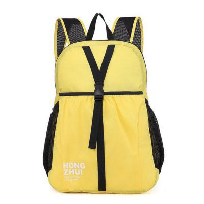 Edifier Casual Multifunctional Travel Backpack for Boys & Girls (Yellow)
