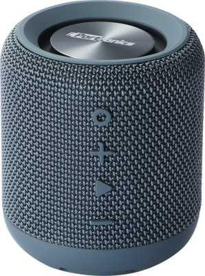 Portronics POR-547 SoundDrum Stereo 10 W Bluetooth Speaker  (Blue, Stereo Channel)