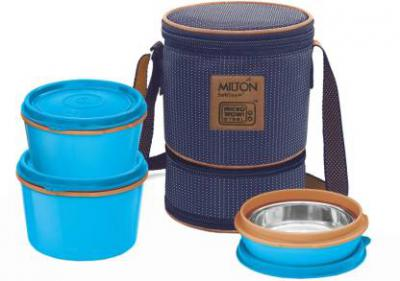 Milton Flexi 3 Containers Lunch Box (1050 ml)