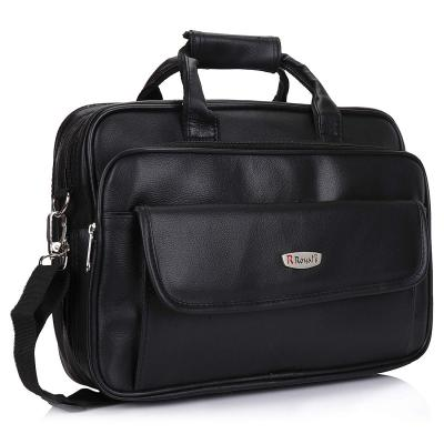 Trajectory Professional Black Messenger and Laptop Bag