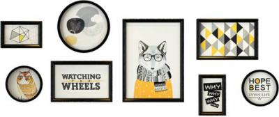 Wollwoll Photo Frames up to 96% off