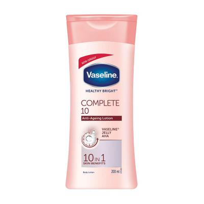 Vaseline Healthy White/Healthy bright Complete 10 Body Lotion, 200ml