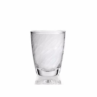 Ocean Tiara Craft Glass Set, 370ml, Set of 6, Clear