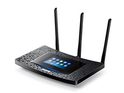TP-Link Touch P5 AC1900 Wireless Wi-Fi Gigabit Router (Black)...