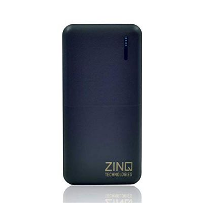 Zinq Technologies Z20KP 20000mAH Lithium Polymer Power Bank with PD and QC 3.0 Technology