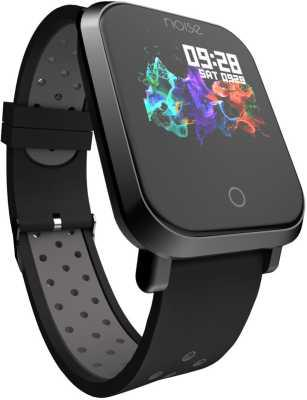 Noise Colorfit Pro Grey-Black Smartwatch