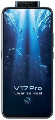 Vivo V17 Pro (Midnight Ocean, 8GB RAM, 128GB Storage)