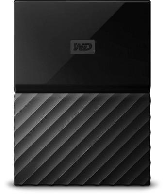 Western Digital My Passport 2TB Portable External Hard Drive