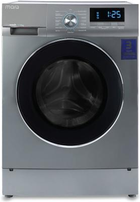MarQ by Flipkart 7.5 kg Fully Automatic Front Load Washing Machine with In-built Heater Silver