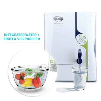 HUL Pureit Marvella 2 in 1 RO+MF 8L Water Purifier