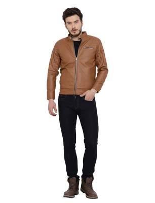 Teesort Men's Jacket at Minimum 70% Off