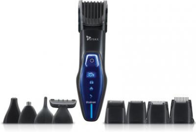 Syska HT5000K UltraGroom Runtime: 45 min Grooming Kit for Men