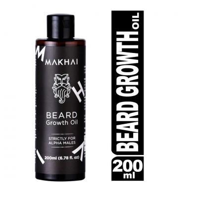 Makhai Beard Oil For Beard Hair Growth and Moustache