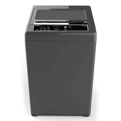 Whirlpool 6.2 kg Fully-Automatic Top Loading Washing Machine (WHITEMAGIC ROYAL 6.2, Shiny Grey, Hard Water Wash)