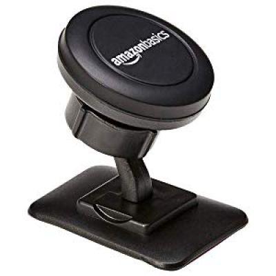 AmazonBasics Universal Magnetic Mobile Holder for Car