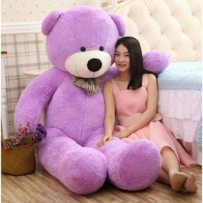 Tedstree Cute Sprinkles Purple 90 Cm 3 feet Huggable And Loveable - 90 cm  (Purple)
