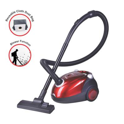 Inalsa Spruce-1200W Vacuum Cleaner for Home with Blower Function and Reusable dust Bag