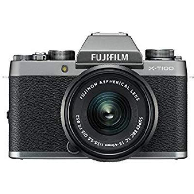Fujifilm X-T100 24.2MP Mirrorless Camera