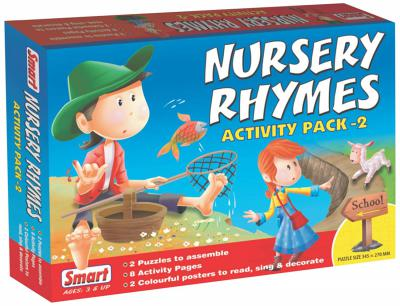 Smart Nursery Rhymes Pack - II
