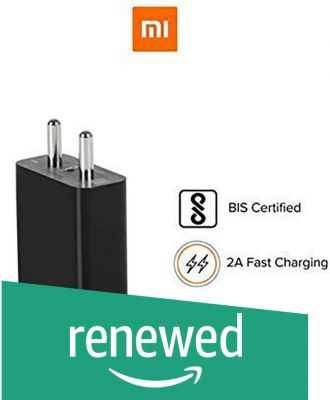 (Renewed) Mi Original India Standard Adapter 9V 2A