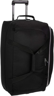 Skybags Cardiff Polyester 62 cms Black Travel Duffle