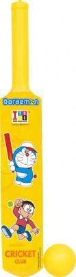 Doraemon my first bat & ball Cricket
