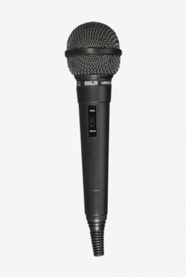 Ahuja AUD-54 Unidirectional Dynamic Microphone (Black)