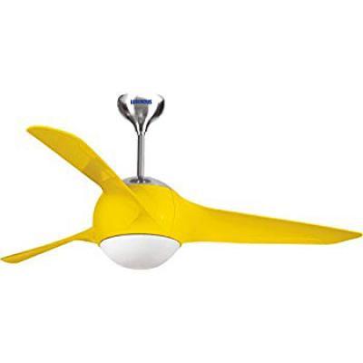 Luminous TCFFS53G55800 1380 mm Rayair Ceiling Fan (Sporty Yellow)