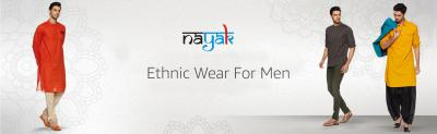 Nayak Ethicwear for Men