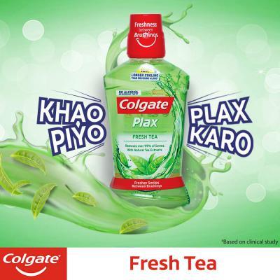 Colgate Plax Fresh Tea Mouthwash – 500 ml