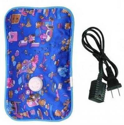 Tulip Pain Relief Multiprint ZX - 006 Electric 2 L Hot Water Bag