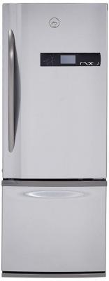 Godrej 405 L 2 Star Frost free Double Door Refrigerator (R BEON NXW 405ZD, Platinum)