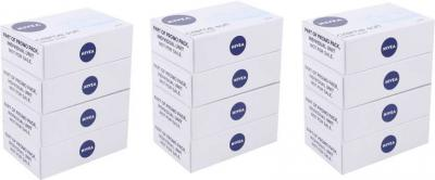 Nivea creme soft soap (125gm x 4) (Pack of 3)  (1500 g, Pack of 4)