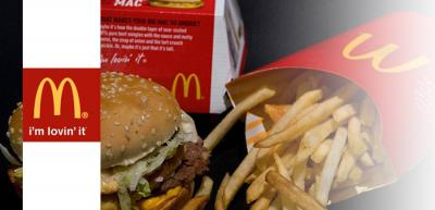 McDonald 50% Cashback up to 300