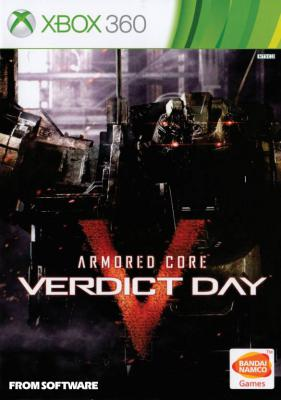 Armored Core: Verdict Day  (for Xbox 360)