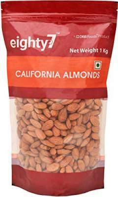 Eighty7 California Almonds, 900g
