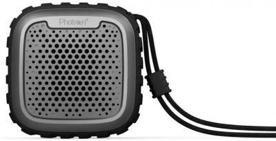 Photron P10 WASH IPX5 Waterproof Shockproof Wireless 10W RMS Super Bass Mini Metal Aluminium Alloy Portable Bluetooth Sp