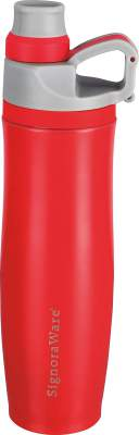 Signoraware Renew Stainless Steel Vacuum Flask Bottle, 500ml, Green