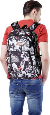 FMLO8026 18 L Backpack  (White, Black)
