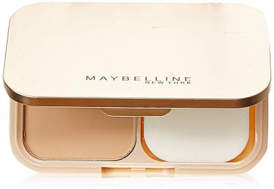 Maybelline New York Dream Satin Two-Way Cake SPF 32/PA+++, B5 Sand Beige, 9g