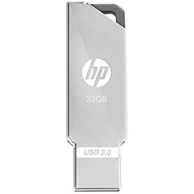 HP v150w 32 GB USB 2.0 Flash Drive (Black)