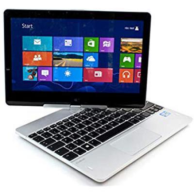 (Renewed) HP EB Revolve 810 G3 11.6-inch Laptop (5th Gen Core i7/12 GB/512 GB SSD/Windows 10/Intel HD Graphics 5500), Bl